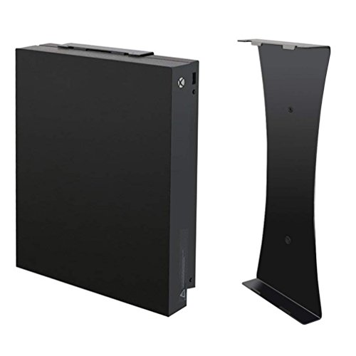 LeSB Xbox One X Montaje en Pared/Soporte de Pared