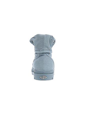 Palladium Damen Pallabrouse Baggy Combat Boots Grau