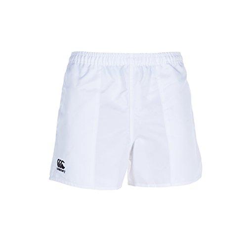 Canterbury Rugby Shorts (Canterbury Herren Rugbyshorts Professionel Synthetisch, Weiß, 4XL, E523406-001-4XL)