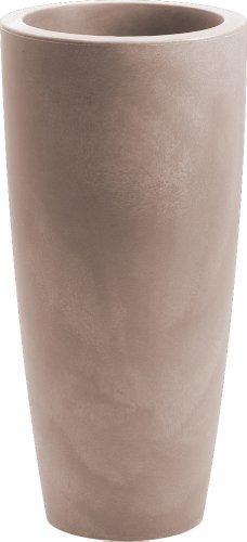 Nicoli R2743AV Evolution Matt stampaggio rotazionale vaso Talos Matt, 43x 90cm, Havana, 43x 30x 90cm