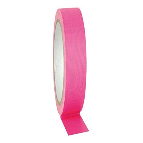 Gaffa Tape Neon pink 25m x 19mm