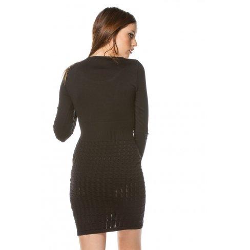 Princesse boutique - Robe pull NOIRE Noir