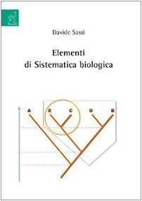Elementi di sistematica biologica por Davide Sassi