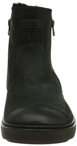 Ecco Ecco Faxon, Boots homme Noir (Black 02001)