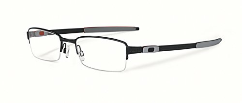 Oakley RX Eyewear Montures de lunettes OX3142 Tumbleweed 0.5 Pour Homme Polished black, 50mm 314201: Polished black
