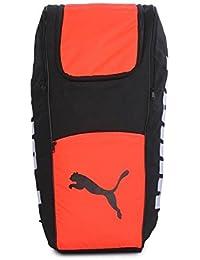 Puma 22 Ltrs Puma Black Fiery Coral Laptop Backpack (7537801)