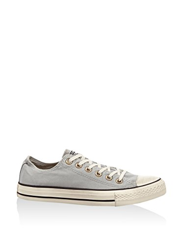 Converse Ct All Star, Chaussures de Gymnastique mixte adulte Grey