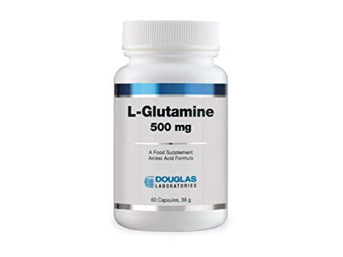 L-Glutamin (500 mg) 60 Kapseln - Douglas Laboratories -