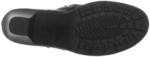 Rieker 57152-43, Scarpe chiuse donna Nero (Noir (00 Noir))