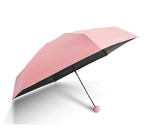 Paraguas Cápsula Paraguas Mini Paraguas Sol Luz Sol