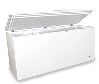 Capital Midas 650 Chest Freezer | A+ Rated | 3 Year Warranty | Large Chest Freezer
