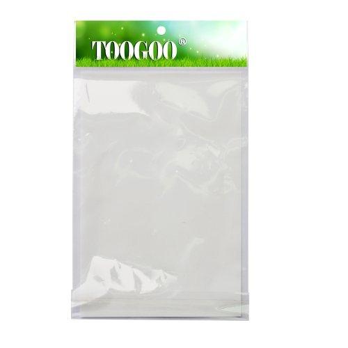 Preisvergleich Produktbild TOOGOO(R) Klar Gruene Kunststoff 8-stellige LCD-Anzeige Mini-Rechner mit Schluesselring