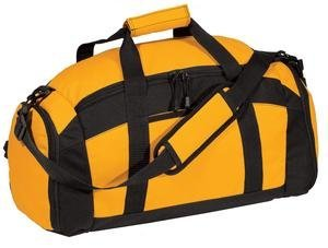 Port Authority® - Gym Bag. BG970 Gold OSFA