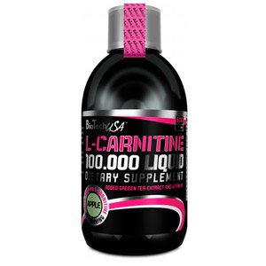 Biotech USA 14004010100 L-Carnitine 100.000 Liquid Saveur Cerise
