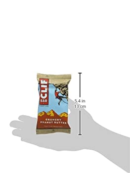 Clif Bar Energy Bar Crunchy Peanut Butter 68 G (Pack Of 12) 5