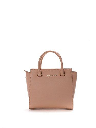 lancaster-paris-mujer-52709poudre-rosa-cuero-bolso-de-mano