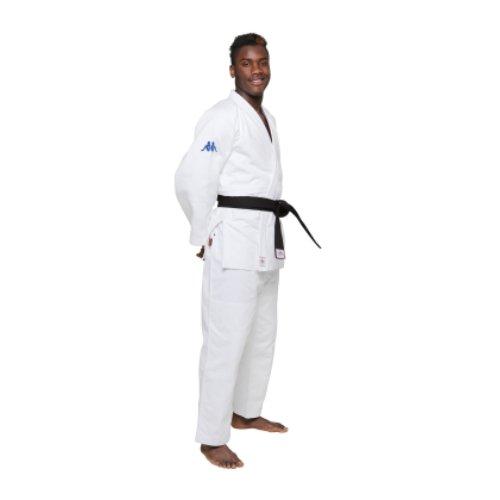 Kappa4judo atlanta, judogi unisex – adulto, bianco, 3.5/165 cm