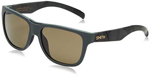 Smith Herren GUIDES CHOICE L7 DL5 62 Sonnenbrille, Matt Black/Grey Grn Pz Cp,