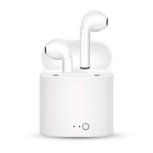Peloo cuffie bluetooth auricolare bluetooth stereo per iphone, samsung, huawei,xiaomi,smartphone android