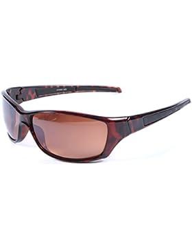 Gafas de sol para hombre, bloqueo de luz azul, protección UV400, incluye funda
