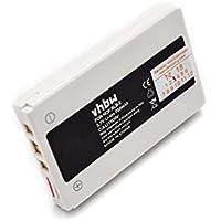 vhbw Li-Ion batería 700mAh (3.7V) para teléfono móvil smartphone Nokia 8850, 8890, 8910, 8910i y BLB-2.