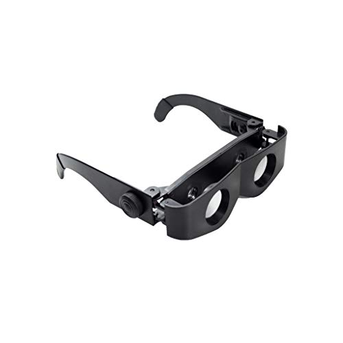 MAGF Lupe Brille Head-Mounted Fishing Telescop 3x4x5x6x Lesen Sie ältere KinderHD Reparatur tragbare Lupe High-Definition-Nachtsicht