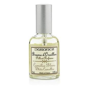 DURANCE Brume d'oreiller camélia Blanc