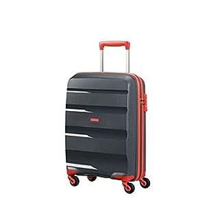 Trolley Cabina 55 Cm Spinner 4 Ruote | American Tourister Bon Air | 85A001-Grey/Orange