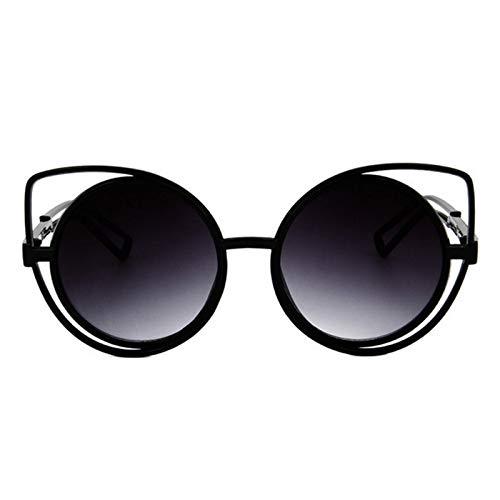 Aprigy - Art und Weise Frauen Katzenaugen-Sonnenbrille Klassische Cat Eye Brillen weiblich Jahrgang Oculos De Sol Feminino [H]