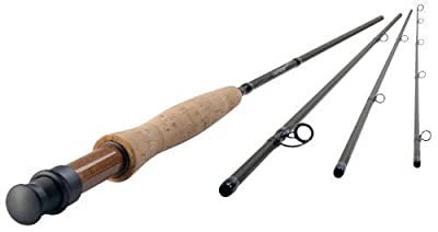 Shakespeare Agility Fly Rod - Black from Shakespeare