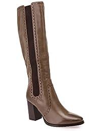 d1f73ad7dee Amazon.fr   botte cavaliere - Chaussures   Chaussures et Sacs