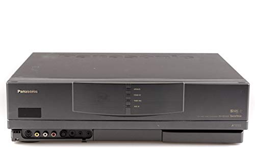 Panasonic NV-HS1000 High End S-VHS Videorekorder -