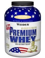 Weider Nutrition Premium Whey Vanilla 2300G