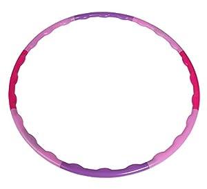 Simba 107402215Hula Hoop con luz, Multicolor
