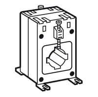 Legrand LEG04775 Transformateur de courant ti monophasé barre 20,5 x 12,5 + 30 x 10,5 mm 300/5
