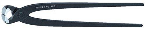 Tenaille-russe-Tte-polie-poignes-noir-atramentiert-dans-200-mm