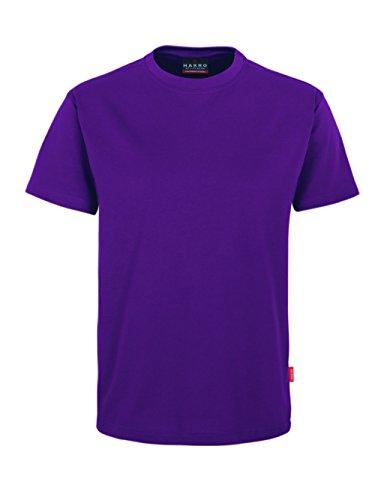 """HAKRO T-Shirt """"Performance""""- 281 - Aubergine"""