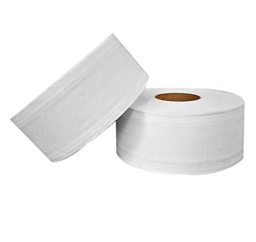 6 rotoli volumi rotolo di carta igienica per uso professionale rotolo di carta grande rotolo di carta piccolo rotolo di carta asciugamano, carta igienica bagno dell'hotel carta grande