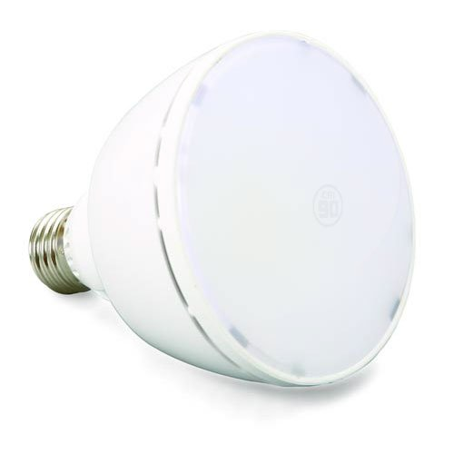 Lampe Birne 754792 | 8.5W | CRI ≥ 90 RA | neutral-weiß 4000°K | 700 Lumen Fluter | dimmbar | 90° < | ersetzt 50W - 60W Leuchtmittel PAR 30 Reflektor Strahler 95mm ⌀ | E27 Fassung ()