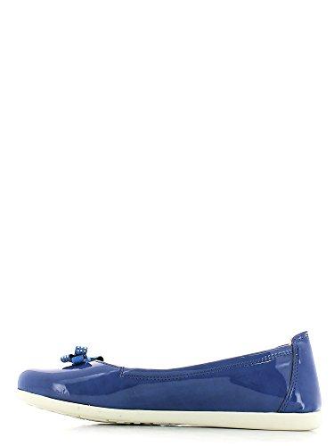 Ballerinas Blu Bleu Blau Mädchen Melania wq4a55