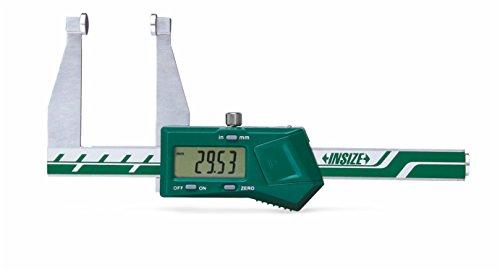 INSIZE 1163-50A Digitaler Schnappmessgerät, 0-50 mm