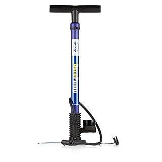 alca® 239000 Handluftpumpe Aeropump blau
