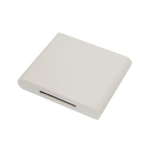 Ricevitore audio Bluetooth A2DP, adattatore per dispositivi da 30 pin, per trasmettere in streaming la musica in modalità wireless dai dispositivi Bluetooth: iPhone, iPad, smartphone, tablet, lettore MP3, adattatore per Bose di prima generazione/serie 1dock