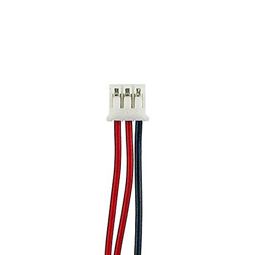 CS-WEL750SL Akku 1800mAh Kompatibel mit [Vernier] Wireless Dynamics Sensor System Ersetzt WDSS-BAT 1800 Mah Bat