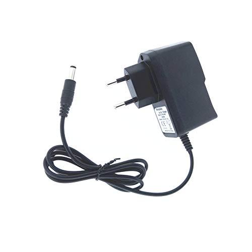 Ronyaoko AC DC 8.4V 1A Cargador de Repuesto para el Li-Ion Battery Pack para lámpara de luz de Bicicletas de Led Faro Faros Minero