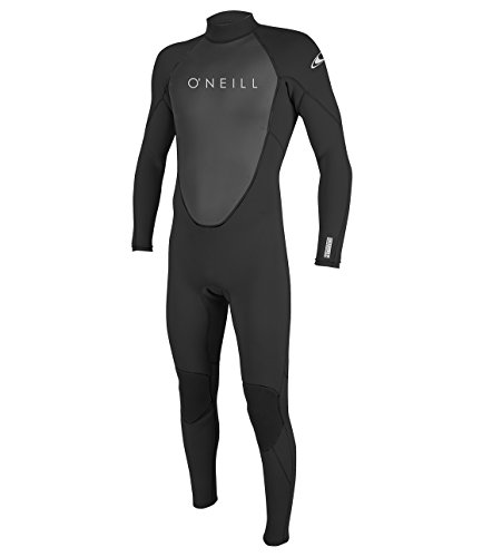 Reactor II 3/2mm Back Zip Full Wetsuit ,schwarz ,L