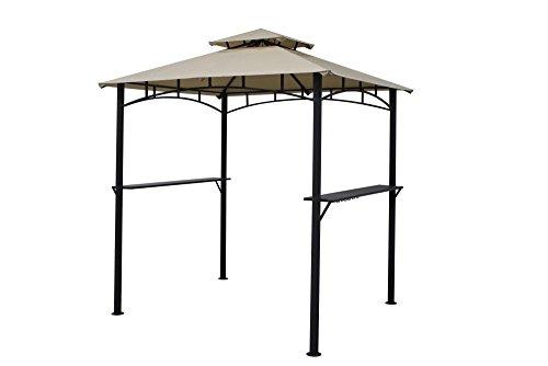 TrendLine Ersatzdach für Grillpavillon Barbecue Grillhütte Grillzelt Pavillon
