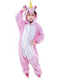 Socluer Pyjama Combinaison Fille Garçon Halloween Costume Soirée de Déguisement Ensemble de Pyjama Grenouillère Noël Halloween Cosplay Costume