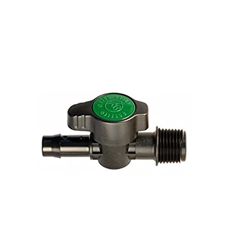 ANTELCO GREEN BACK® VALVE 13mm Barb x 1/2