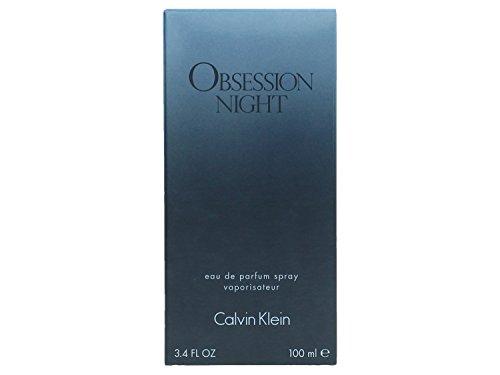 Calvin Klein - Obsession Night - Eau de Parfum Spray, 100 ml
